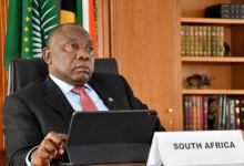 Photo of Dean: Ramaphosa Is Lying, Misleading The Nation