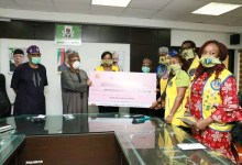 Photo of COVID-19: Lions Club Int'l donates N3m to Nigerian Govt