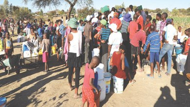 Photo of 144-hour water shedding ignites gastrointestinal disease outbreak