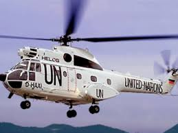 Photo of BH: Buhari reacts to UN helicopter' attacked, says it's cowardly