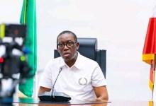 Photo of At 61: I celebrate new year isolating – Governor Okowa