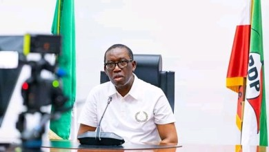 Photo of At 61: I celebrate new year isolating – Governor Okowa
