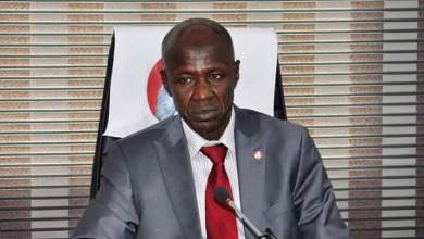 Photo of EFCC Acting Chairman arrested by DSS