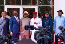Photo of NDDC saga: South South Governors supports probe, calls for peace