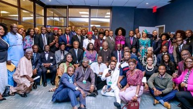 Photo of Nigerians in Diaspora brought in over $25bn annually – Buhari