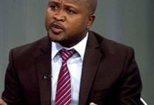 "Photo of Matshekga:"" The SARB is aware that the economy is depressed."""