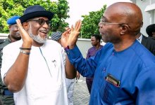 Photo of Ondo 2020: Akeredolu Receives Boost, As Segun Abraham Stepped Down