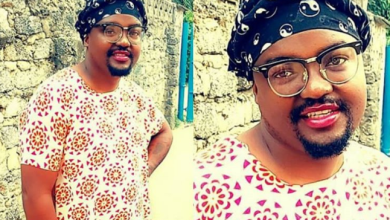 Photo of Mombasa Radio Host Gates Mgenge Forced To Dress In Dera