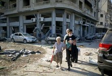 Photo of Beirut explosion: UNICEF expresses concern as 7 staff mildly injured