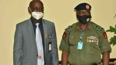 Photo of NYSC to partner NBTS on voluntary safe blood donation
