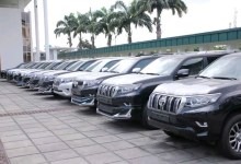 Photo of Wike gives 15 Exotic cars to Rivers lawmakers at National Assembly