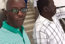 Photo of Raila junior apologizes to ODM party over his remarks