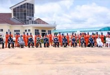 Photo of NAF trains 145 student pilots within 5years as another 29 graduated