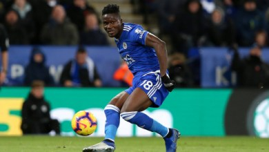 Photo of Brendan Rogers praises Amartey