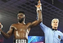 Photo of Boxing: Dabiri-Erewa hails Ajagba's victory, says it's African pride