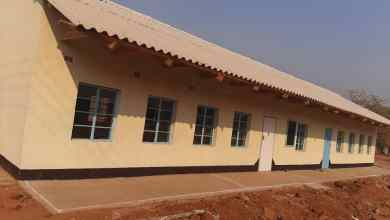 Photo of Stanbic Bank builds two classroom blocks for Nyarutombo Primary School