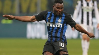 Photo of Asamoah offered to AS Roma