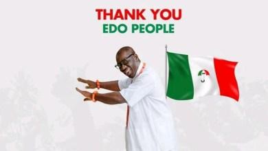 Photo of US reacts to Obaseki's victory, salutes Edo people on election