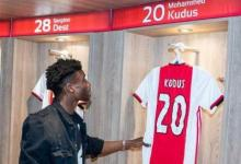 Photo of Kudus assists in Ajax's win over Vitesse