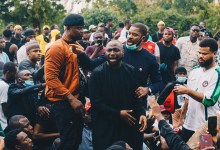 Photo of #EndSARS: Davido clears air over denial of protests