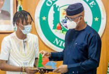 Photo of BBNaija Lockdown: Ogun appoints Laycon Youth Ambassador