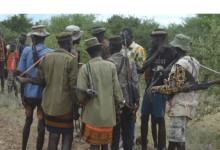 Photo of Armed South Sudanese men invade Turkana villages