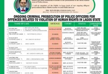 Photo of Sanwo-Olu Charges More Than 20 Police In Court For Murder