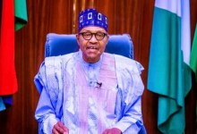 Photo of Buhari's speech: It's a morbid joke comparing fuel price, says PDP