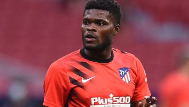 Photo of Partey to remain at Atletico Madrid