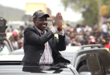 Photo of Ruto skips BBI unveiling instead attends burial in Uasin Gishu