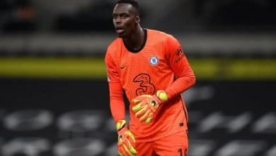 Photo of Chelsea's Mendy picks up thigh injury