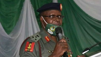 Photo of NYSC: DG lauds FG on Nigerian youth empowerment