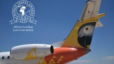 Photo of Fastjet awarded the title of 'Africa's Leading Low-Cost Airline-2020'