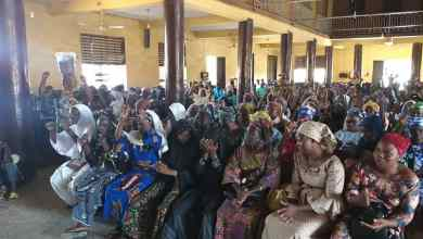 Photo of Tegbe Foundation Lifts Widows Cash Support in Oyo State