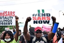 Photo of #EndSARS: FG reaches out to UK on sanction threat