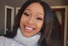 Photo of Minnie Dlamini shares sneak peek of her newborn