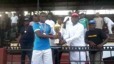 Photo of Shooting Stars Triumph at Olubadan Cup