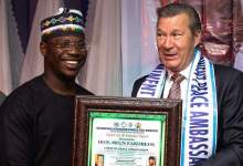 Photo of Oyo Youngest Commissioner Bags Peace Award