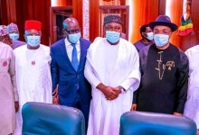 Photo of Insecurity: Improve local intelligence – Buhari tells Governors