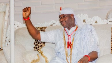 Photo of Ooni of Ife dedicates 5yrs on throne to Nigerian youths