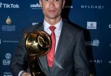Photo of Ronaldo Wins Global Player of the Century Award