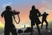 Photo of Armed men kidnap scores in Zamfara village, Buhari reacts