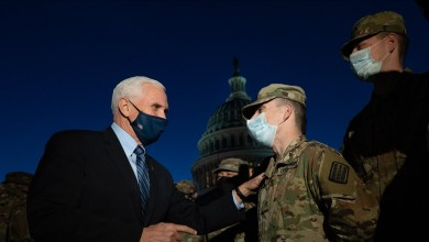Photo of US: We'll have a safe inauguration on Jan 20 – Pence assures