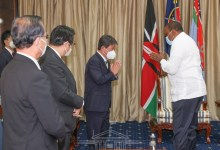 Photo of Japan supports Kenya's development program on infrastructures