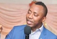 Photo of Protest: Free Sowore now – Amnesty Int'l tells Nigerian authorities