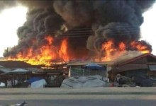 Photo of FG disturbed over frequent fire outbreak in Nigeria, says Farouq