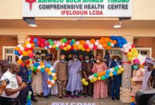 Photo of Sanwo-Olu Commissions Health Centre in Honour Bola Tinubu