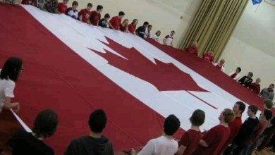 Photo of Canada celebrates 56th Anniversary of National Flag
