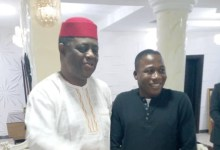 Photo of Femi Fani-Kayode Visits Sunday Igboho
