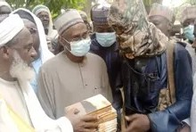 Photo of Gumi Met Bandits Near A Military Post, Ex-DSS Official Says